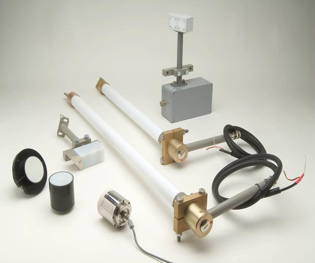 Sistemas de sensores capacitivos