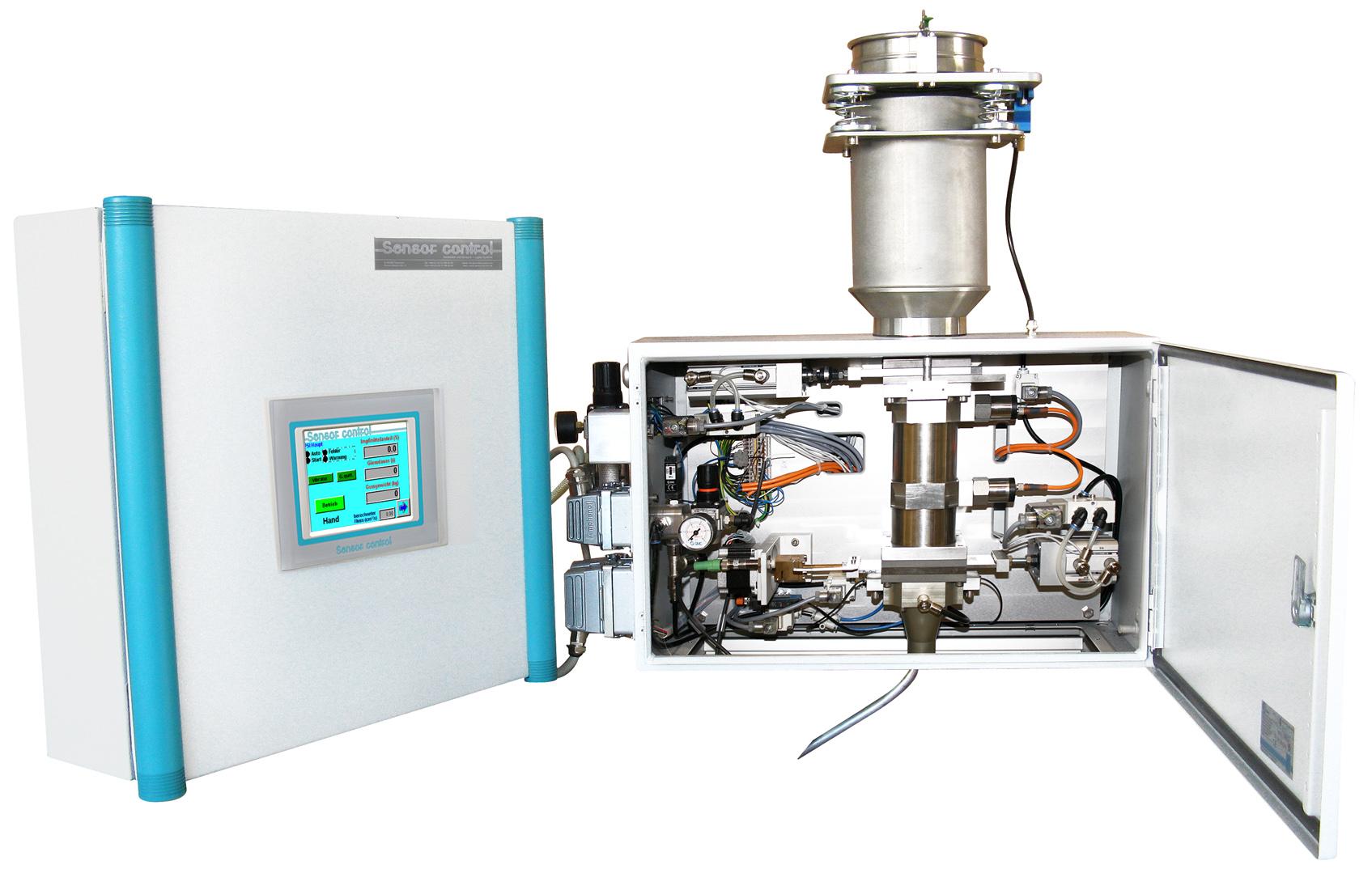 In-stream inoculation system PSI