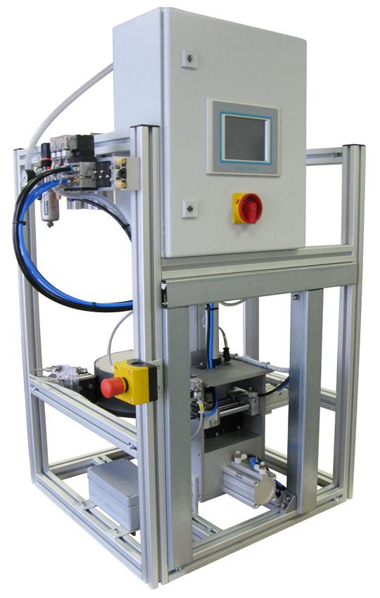 Sistemas automáticos de pruebas de arena SPC