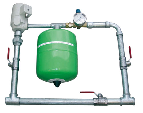 Unidades de dosificación agua y húmedo | Water- and Damp Dosing Units | Example: Water Dosing Units